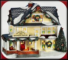 Miss Mae's Rooming House NEW Department Dept. 56 Snow Village SV