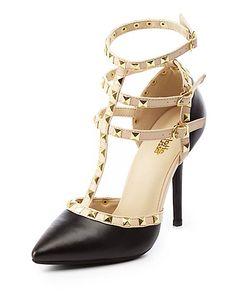 Gianni Bini Vannah Studded Platform Pumps #Dillards, love this ...