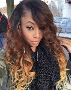 Shop our flagship line of Brazilian Body Wave Virgin Hair extensions. This luxurious texture is soft to the touch and low maintenance, making it easy to style. This texture blend seamlessly with most