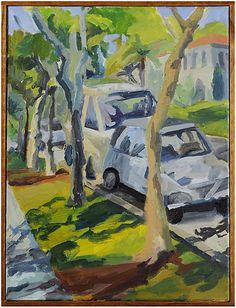Nancy Tart Parked Cars