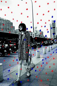 Louis Vouitton/Yayoi Kusama When Fashion meets art