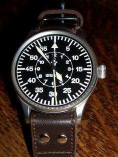 WWII Luftwaffe Laco Watch