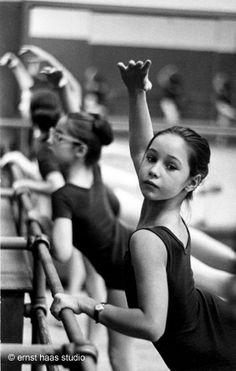 Ernst Haas Studio - New York City Ballet, 1960s