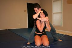Mixed Wrestling from Sleeperkid's World