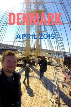 Trip to Denmark, April 2015