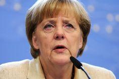"""Kanzlerin Merkel in Brüssel: """"Wettbewerbsfähigkeit verbessern"""""""