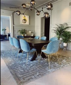9 Exciting Tips AND Tricks: Dining Furniture Ideas Apartment Therapy rustic dining furniture brick walls.Contemporary Dining Furniture Home dining furniture buffet living rooms. Luxury Dining Room, Dining Room Design, Interior Design Living Room, Living Room Decor, Living Rooms, Outdoor Dining Furniture, Dining Room Inspiration, House Design, Home Decor