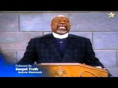 Don't Be Afraid of The Gift God Gives - Bishop TD Jakes