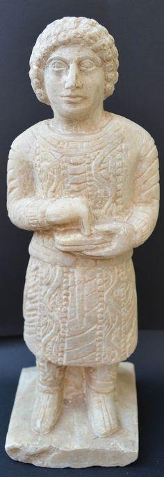 Authentic Ancient Parthian Statue Circa 200 B.C