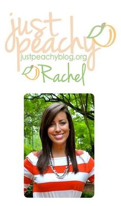 Just Peachy, a blog about the life and style of a Georgia Peach.  Blogged by a Zeta Tau Alpha from UGA.  http://justpeachyblog.org