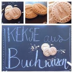 Glutenfree Rezept für glutenfreie Kekse
