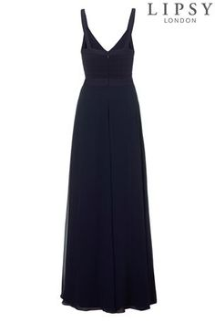 Buy Lipsy Plunge Maxi Dress from the Next UK online shop