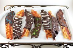 Nat's Adventures in Baking: Chocolate Covered Bacon (★ ★ ★ ☆ ☆)