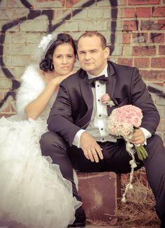Pan Marcin z Gostynia wraz z żoną #giacomoconti