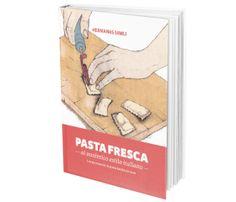 Pasta fresca italiana de las hermanas Similli. Ed Libros con miga