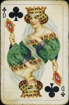 Altenburg German cards (1848)