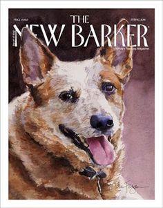 Spring 2016 Issue #TheNewBarker #DogLovers