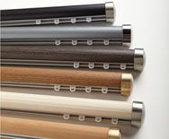 Drapery and Curtain Hardware, Curtain Rods and Rings for Your Curtains and Drapes @ Smith & Noble - Smith & Noble Drapes Curtains, Drapery, Smith And Noble, Curtain Hardware, Curtain Rods, Track, Collections, Windows, Bedroom