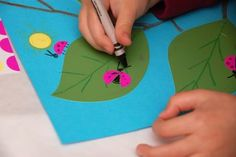 Ladybug Cuteness - Inner Child Fun http://innerchildfun.com/2010/05/ladybug-cuteness.html
