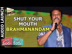 Mohan fired on Ali to Control his tongue   toofandaily.com Latest Telugu News Updates