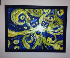 The Pandorica Opens by Jedichefsean on Etsy, $75.00