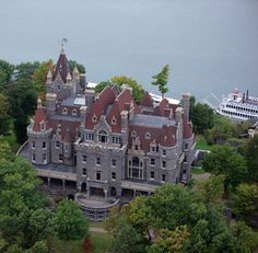 New York castles | Watertown Daily Times | Boldt Castle tourism starts strong