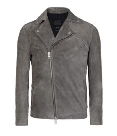 Crawley Leather Jacket | Mens Leather Jackets | AllSaints