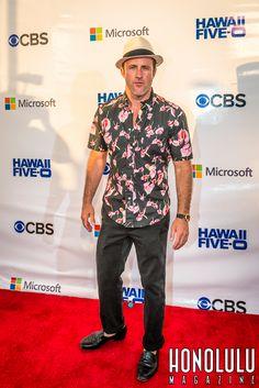 Hawai'i Five-0 Season 5 Premiere on Waikīkī Beach - Event Photo Galleries - September 2014