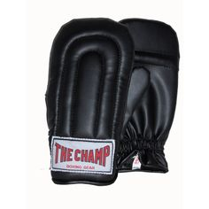 Champ Speedbag Gloves: Bag Gloves are used to protect the boxer hands. Boxing shoes, handwraps and gauze, mouth guards, etc..are used to protect the boxer to purchase these equipments visit proboxinggear.com