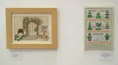 Levens Hall - Hazel's 'Levens Hall' and Anne's 'Topiary Sampler'