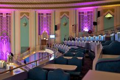 Deco fabulousness at The Troxy, East London
