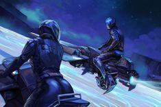 Destiny Comic, Destiny Game, Light Of Life, Drawing Poses, Fantasy World, Cloak, Holographic, Cyberpunk, Cool Art