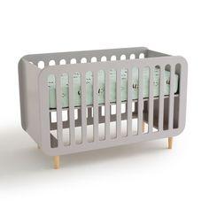 Unique Baby Cribs, Baby Crib Designs, Kids Bed Design, Interior Design Living Room Warm, Baby Crib Diy, Newborn Bed, Baby Bedding Sets, Adjustable Beds, Baby Boy Rooms