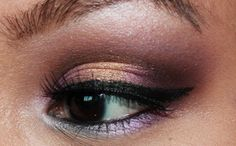 Used my BH Cosmetics Party Girl palette