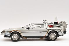 "Delorean ""Back To The Future"" 1/24 Scale Model"