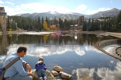 Fall with the family in Breckenridge