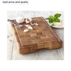 Lakeland Wooden Oak Chopping Board Block in Home, Furniture & DIY, Cookware, Dining & Bar, Food Preparation & Tools