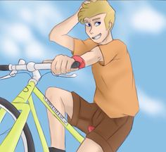 """Runner 3 on Runner bike! """"I had no idea it was yours, I needed a bike and it was lying around. Okay yeah, it HAD been chained to a tree, but hear me out! Zombies, Princess Zelda, Bike, Running, Fictional Characters, Bicycle, Keep Running, Bicycles, Why I Run"""