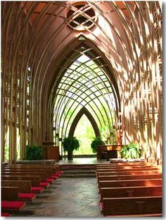 Mildred B. Cooper Memorial Chapel, Bella Vista AR