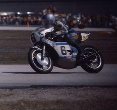 Eric Buell Daytona 200 1976
