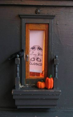 These Tiny Doors Are Hidden All Around This Town. The Reason Why Will Make You Smile.