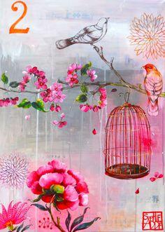 La cage - Sophie Adde