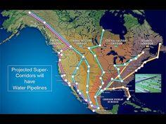 NAFTA Super Highway - Trans Texas Corridor NAFTA Superhighway