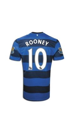cd5b34639 2016-2017 Man Utd Adidas Home Long Sleeve Shirt ... Discount 1112 Manchester  United Rooney 10 Away football shirts