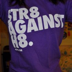 str8 against h8. <3
