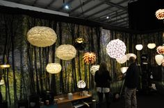 Euroluce 2015 Chandelier, Ceiling Lights, Lighting, Home Decor, Homemade Home Decor, Candelabra, Light Fixtures, Chandeliers, Ceiling Lamps