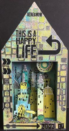 This is a Happy Life by Amanda Southern
