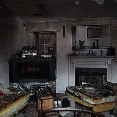 Clean your Things of Smoke and Soot After A House Fire
