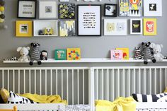 the boo and the boy: decor
