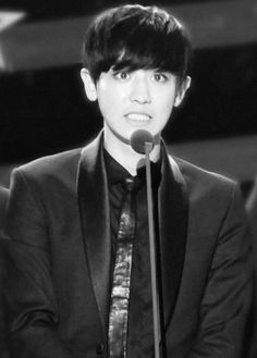 Nice face you got there, Chanyeol...BW